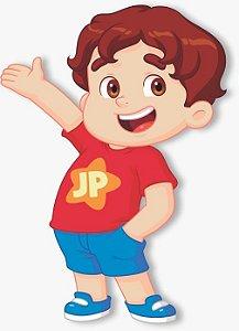 Mini Personagem Maria Clara e Jp - Jp