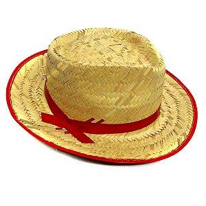 Chapéu de Palha Adulto - Festa Junina