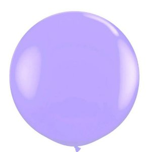 Balão Látex Big Balão - lilás
