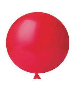 Balão Látex Big Balão - vermelho