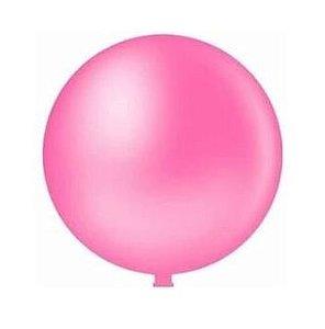 Balão Látex Big Balão- Rosa