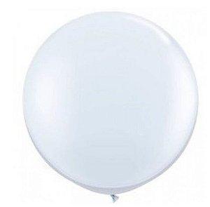 Balão Látex Big Balão- Branco