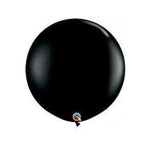 Balão Látex Big Balão - Preto