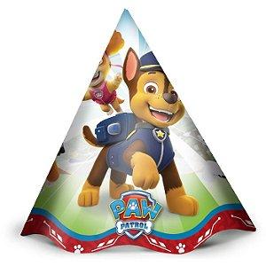Chapéu de Aniversário Patrulha Canina - Leve 12 unidades e Pague 10