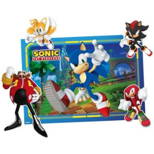 Kit Decorativo- Sonic
