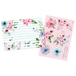 Kit Decorativo - Floral