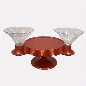 Kit Boleira - Bronze - 3 unidades