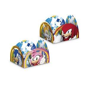 Porta forminha - Sonic - 50 unidades