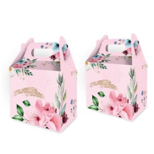 Caixa Surpresa - Floral