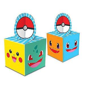 Caixa para lembrancinhas - Pocket Monster