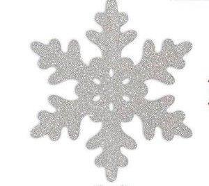 Floco de neve grande - Frozen