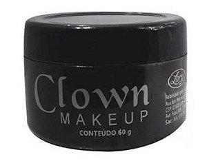 Clown Makeup - azul - Tinta Cremosa - 60g