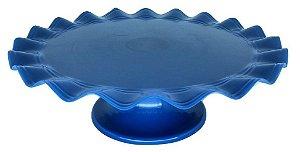 Boleira Ondulada - Azul escuro - 21cm