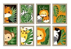 Quadros Decorativos - Safari