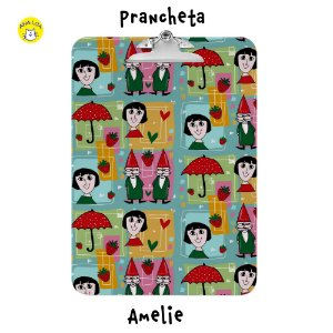 Prancheta Amelie