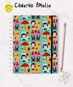 Caderno Amelie