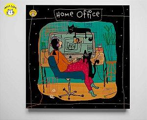 Quadrinho Home Office