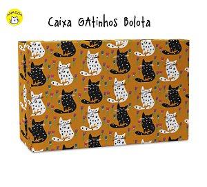 Caixa GAtinhos Bolota