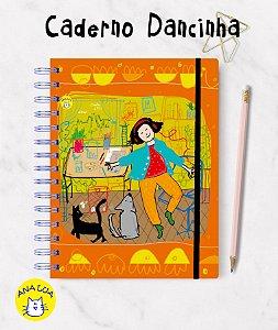 Caderno Dancinha