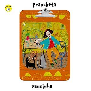 Prancheta Dancinha