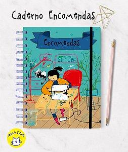 Caderno Encomendas