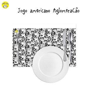 Jogo Americano AglomeraCÃO