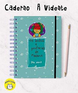 Caderno com seu nome - A vidente