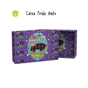 Caixa Frida GAto