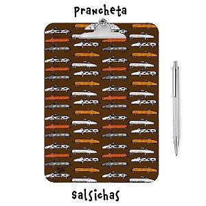 Prancheta Salsichas