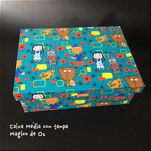 Caixa Média Mágico de OZ