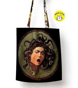 Sacola Arte -Medusa, Caravaggio