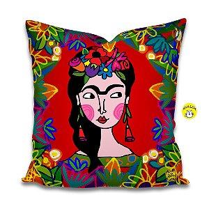 Capa de almofada Frida