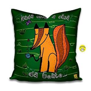 Capa de Almofada A raposa Meiga