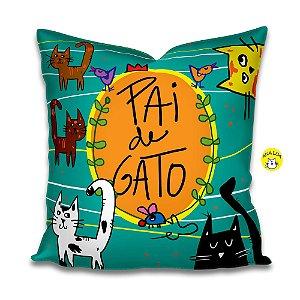 Capa de Almofada Pai de Gato