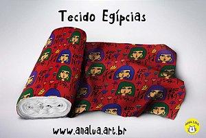 Tecido - As egípcias