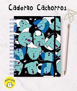 Caderno Cachorros