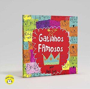 """Livro """" Gatinhos Famosos """""""