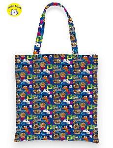 Book bag Cachorros Au Au