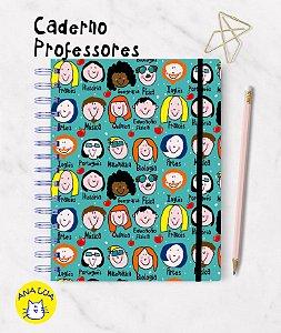Caderno Professores