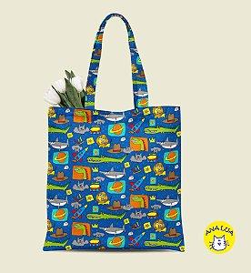 Book Bag Coisas de Meninos