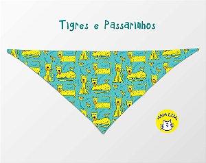 Bandana Tigres