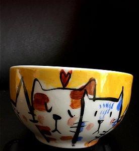 Bowl Muitos Gatos