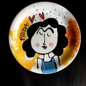 Pratinho de sobremesa Frida