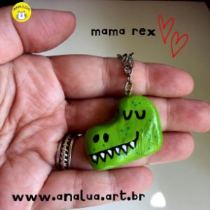 Colar Mama Rex
