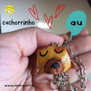Colar Cachorrinho