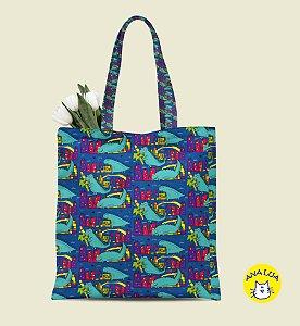 Book Bag  Godzilla
