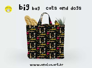 Big Bag Cats and Dogs