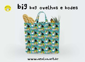 Big Bag Ovelhas e Bodes