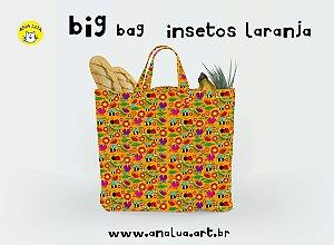 Big Bag  Insetos laranja