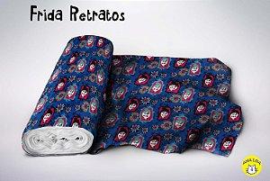 Tecido  -  Frida Retratos